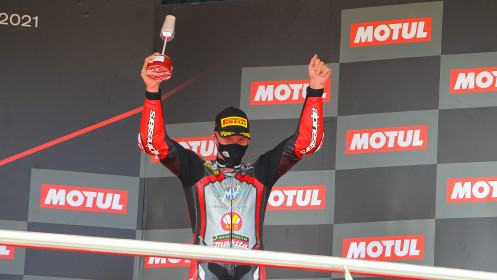 Niki Tuuli, MV Agusta Corse Clienti, Jerez RACE