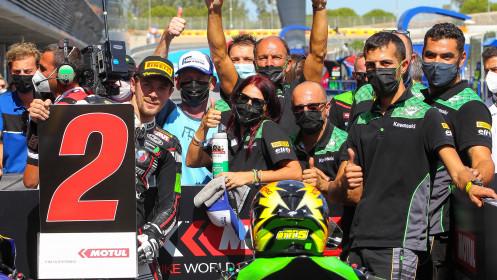 Philipp Oettl, Kawasaki Puccetti Racing, Jerez RACE
