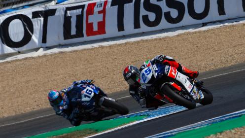 Marcel Brenner, VFT Racing, Jerez RACE