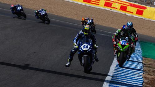 Federico Caricasulo, Biblion Iberica Yamaha Motorxracing, Jerez RACE