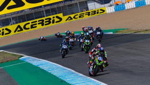 Can Alexander Oncu, Kawasaki Puccetti Racing, Jerez RACE