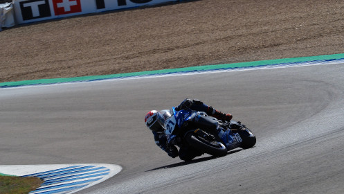 Randy Krummenacher, CM Racing, Jerez RACE
