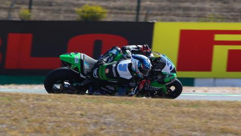 Raffaele de Rosa, Orelac Racing VerdNatura, Portimao FP2