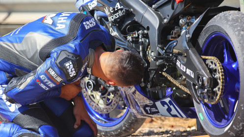 Randy Krummenacher, CM Racing, Portimao FP1