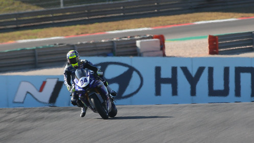Federico Caricasulo, Biblion Iberica Yamaha Motoxracing, Portimao FP2