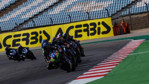 Can Alexander Oncu, Kawasaki Puccetti Racing, Portimao RACE 1