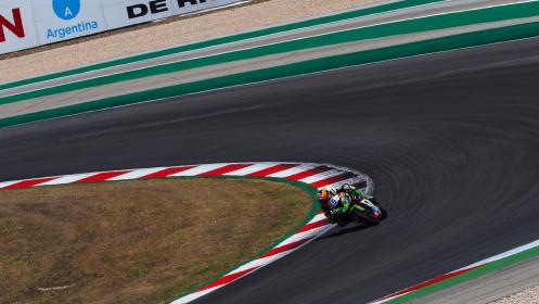 Philipp Oettl, Kawasaki Puccetti Racing, Portimao RACE 2